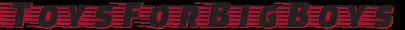 ToysForBigBoys Logo